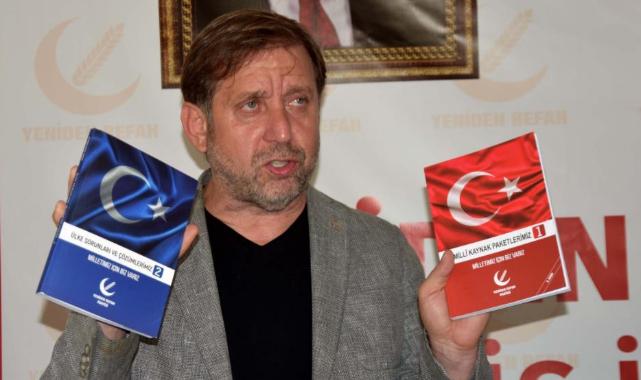 Yeniden Refah Partisi Genel Başkan Yardımcısı Çolak Bitlis'e geldi