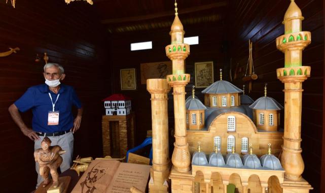 Türkiye'nin yöresel el sanatları Ahlat'ta tanıtılıyor