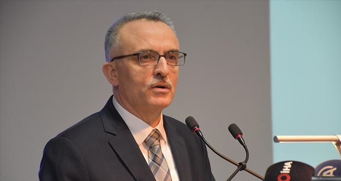 Ağbal'dan ilk açıklama: 'Temel amacımız fiyat istikrarını sağlamak ve sürdürmek'