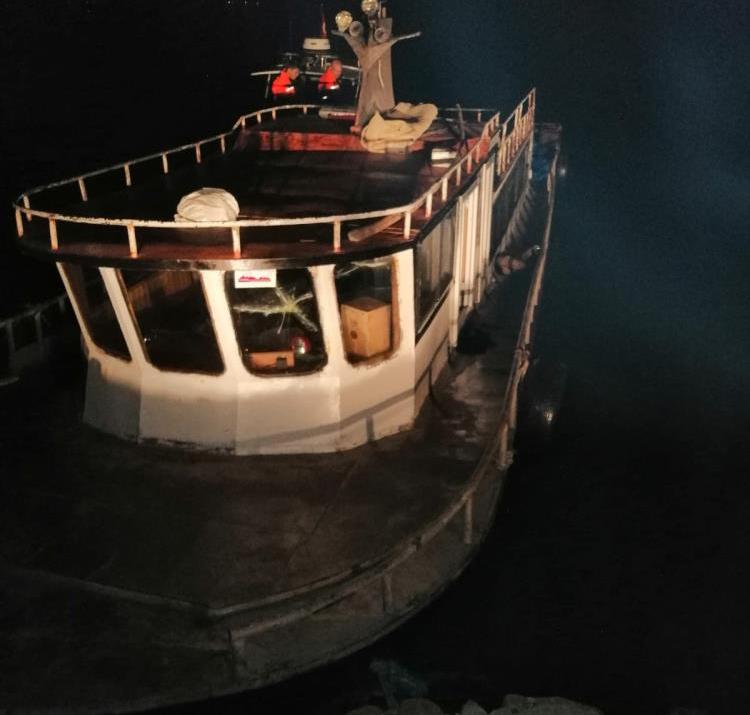 Ahlat Asayiş Bot Tim Komutanlığı göçmen kaçakçılığına geçit vermiyor