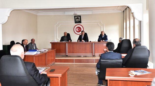 Ahlat Belediye Meclisinden 'Bahar Kalkanı Harekatı'na destek