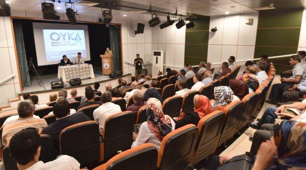 'Ahlat Odaklı Yerel Kalkınma Projesi' toplantısı