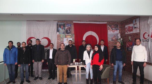 "Ahlat'ta ""Genç Parti"" kongresi"
