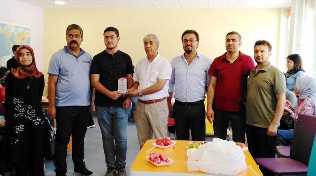 Ahlatlı öğrenci YKS Sözelde Bitlis Birincisi oldu
