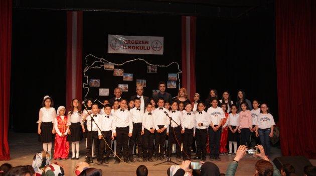 Ahlat'ta 'Turizm Haftası' kutlandı