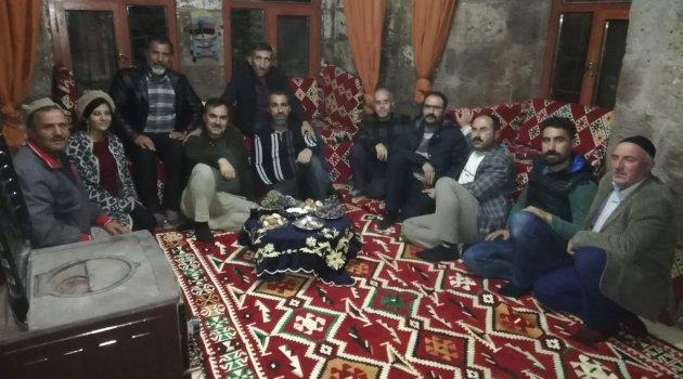BELEDİYE BAŞKANI ÇOBAN ADER'İ ZİYARET ETTİ