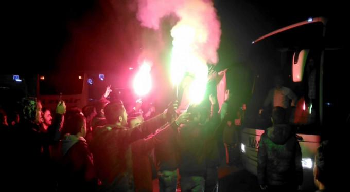 Bitlis'te asker uğurlamalarına korona virüs engeli