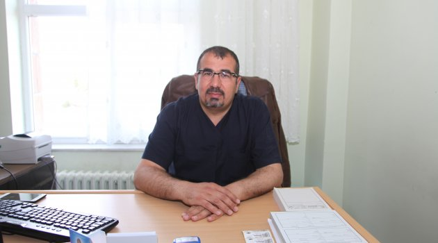 AHLAT'A İLK DEFA ORTOPEDİ DOKTORU ATANDI