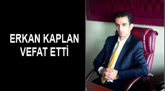 Ahlat Belediyesinin acı günü