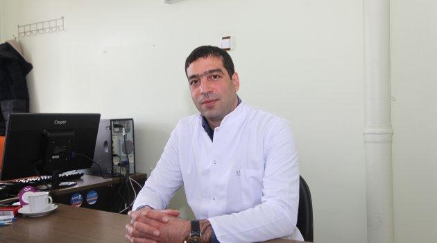 AHLAT DEVLET HASTANESİNE GENEL CERRAHİ ATANDI
