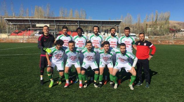 AHLAT SPOR 5-0 KAZANDI