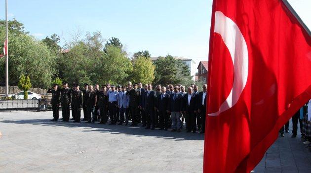 Ahlat'ta Gaziler Günü kutlandı