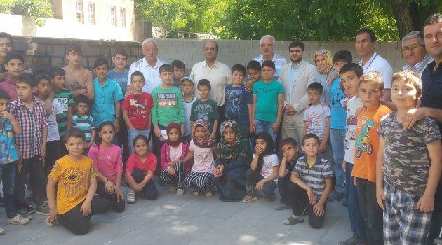 Ahlat'ta Yaz Kur'an Kurslarına  İki Bin Çocuk Katıldı
