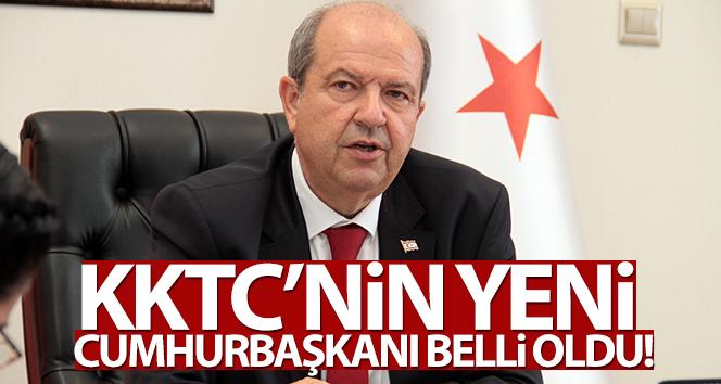 KKTC'nin yeni Cumhurbaşkanı seçildi