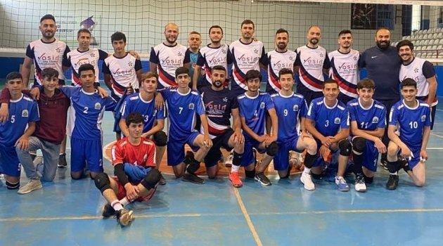 Tatvan Elit Spor Voleybol Takımı 2. Lige yükseldi