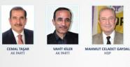 Bitlis'te  AK Parti 2, HDP 1 milletvekili çıkardı