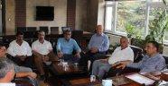 Hacıbektaşoğlu'ndan Tatvan ziyareti