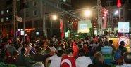 Ahlat'ta 15 Temmuz Demokrasi ve Milli Birlik Günü