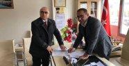 Ahlat Ziraat Odası ile Vakıfbank arasında protokol