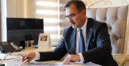 Başkan Çoban'dan Diyanet İşleri Başkanı Erbaş'a destek