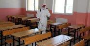 Bitlis'te LGS öncesi 177 okul dezenfekte edildi