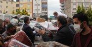 Ahlat'tan İzmirli depremzedeler için yardım seferberliği