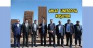 AHLAT'IN UNESCO ADAYLIK SÜRECİ