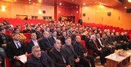 """Ahlat'ta """"100.yılında Başbuğu Anlamak"""" konferansı"""