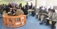 Ahlat'taki okullar z-kütüphanelere kavuşuyor