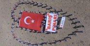 """Ahlatlı Öğrencilerden Mehmetçik'e """"kalpli"""" destek"""