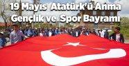 Ahlat'ta 19 Mayıs Kutlaması