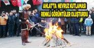 Ahlat'ta Nevruz kutlaması