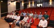 Ahlat'ta Okul Müdürlerine LGS Semineri