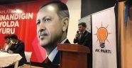 Ak Parti Ahlat Gençlik Kolları Başkanı Akbağ güven tazeledi
