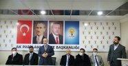 Ak Parti Bitlis Milletvekili Kiler'in Ahlat ziyareti