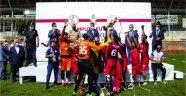 Ampute Futbol Türkiye Kupası şampiyonu Etimesgut Belediye Spor Kulübü oldu