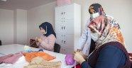 Belediye destek merkeziyle kadınlar aile bütçelerine katkı sağlıyor