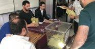 Bitlis'te oy kullanma işlemi sona erdi