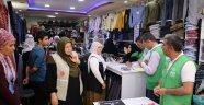 Hizan'da 120 yetim çocuk giydirildi