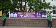 İHH'DEN 'PAYLAŞMANIN TAM VAKTİ' KAMPANYASI