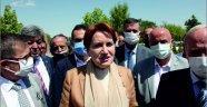 İyi Parti Genel Başkanı Meral Akşener'in Ahlat ziyareti