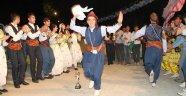 Tatvan'da halk oyunları yarışması