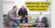 Türkiye'de kiloyla satılıyor, Ahlat'ta taneyle