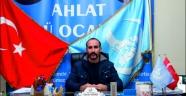 """Ülkü Ocaklarından Dağlık Karabağ'a """"Ahlat taşı"""" önerisi"""