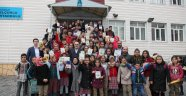 Yazar Turhan, Öğrencilerle Buluştu