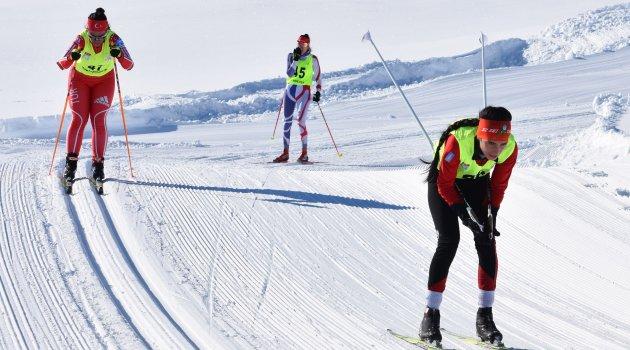 Türkiye Finali Kayaklı Koşu Yarışları sona erdi