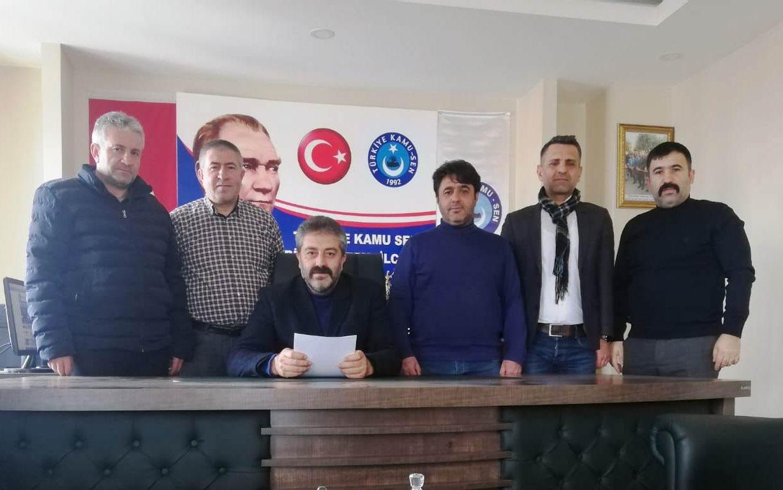 """Türkiye Kamu-Sen'den """"zam"""" açıklaması"""