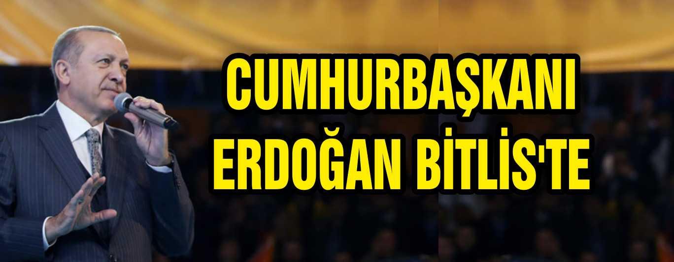 Cumhurbaşkanı Erdoğan: 'Eğer yiğitsen açıkla'